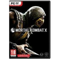 [Steam]Mortal Kombat X  für 8.54€ @ CDKeys