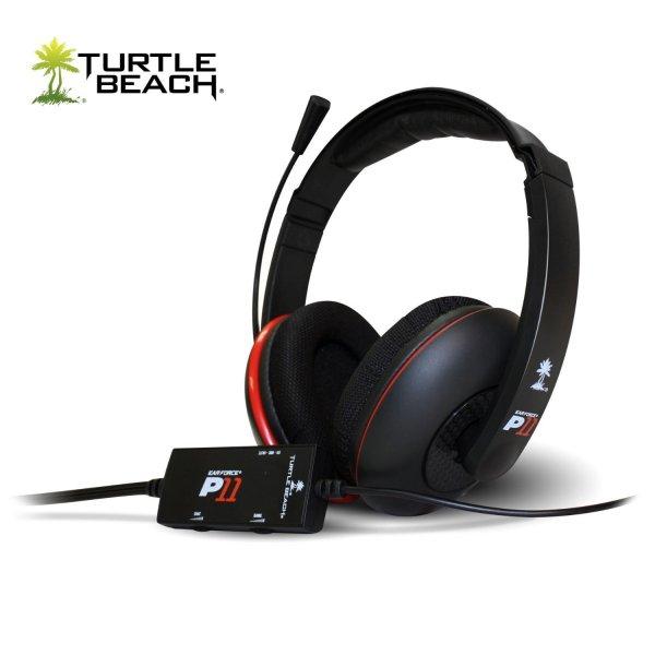 Turtle Beach Ear Force P11 HS  - [PS4, PS3, Xbox 360, PC, Mac] @Amazon