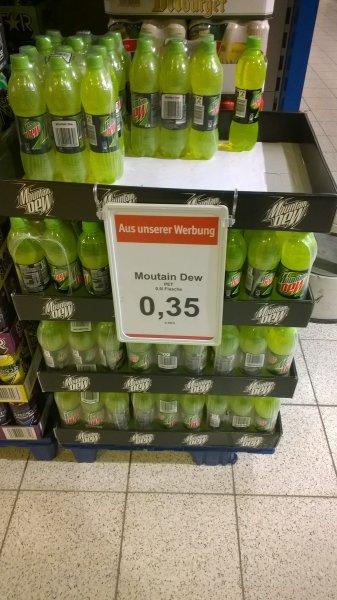[Lokal Rendsburg- Sky] Mountain Dew 0,5l Flasche 0,35€