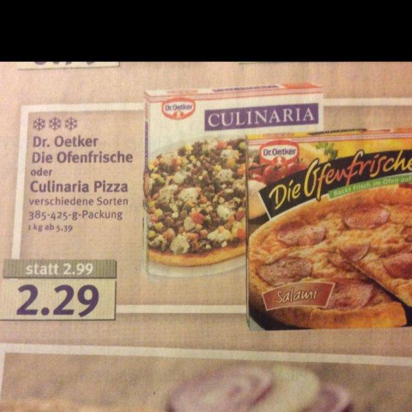 [Combi/Minipreis/Jibi] Dr.Oetker Ofenfrische für 1,79€ (Angebot+Coupon)