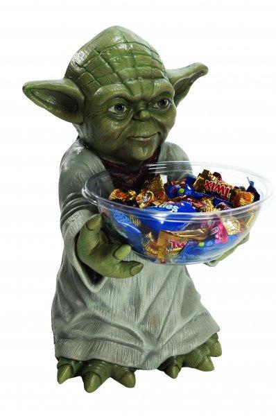 [Müller Sonntagsknüller] Rubies - Yoda, Stormtrooper oder Darth Maul Candy Bowl Holder für 24,99€