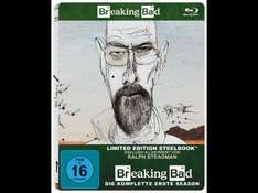 (Saturn online)Breaking Bad - komplette Serie als limited Steelbooks