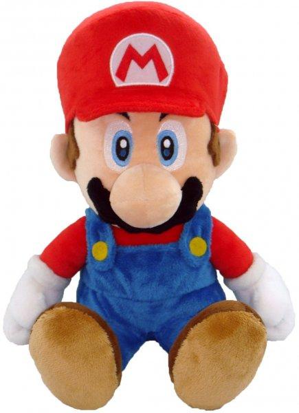 Nintendo Plüschfigur Super Mario (21cm) [Amazon.de] [Blitzangebot & Prime]