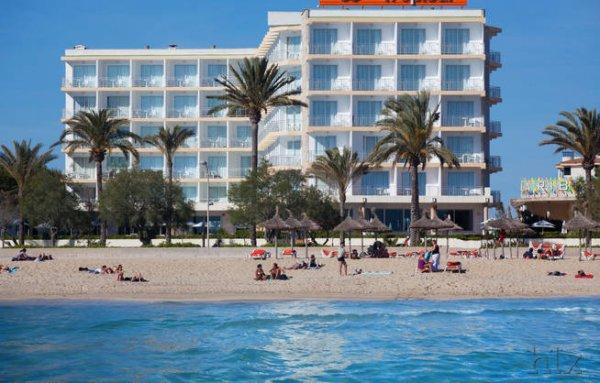 Palma de Mallorca für 298€ p.P. ins HM Tropical - 89% Empfehlung durch HolidayCheck
