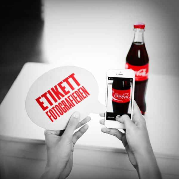Coke Retroshirt 15.000STK