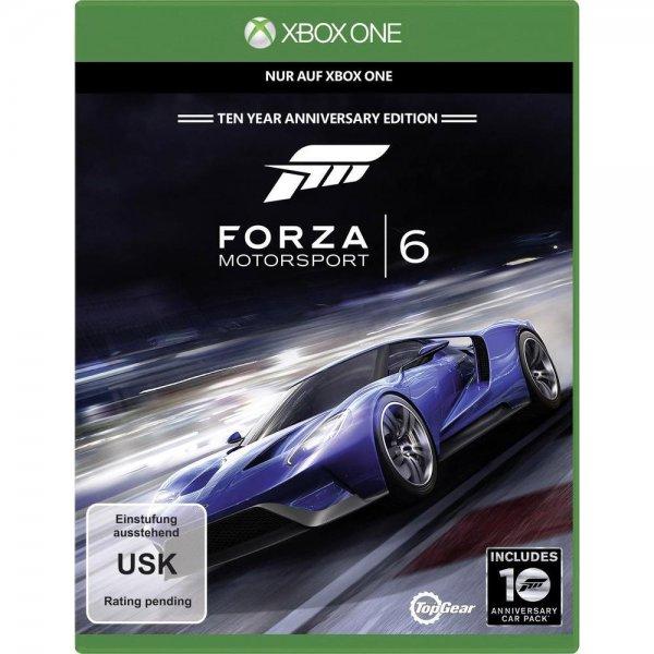 Forza 6 dank Gutschein für 47,49€ vorbestellen I Conrad.de