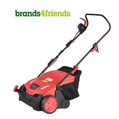 [brands4friends] IKRA Elektro-Vertikutierer EV 1300