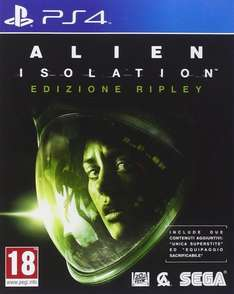 Alien Isolation - Ripley Edition PS4