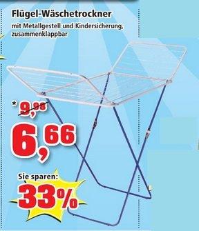[Thomas Philipps] Wäscheständer für 6,66 € (nur am 04.+05.09.)