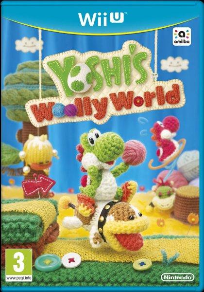 [WiiU] Yoshi's Woolly World (und andere Spiele mit dt. Sprache) @ Amazon.it
