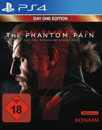 Metal Gear Solid 5 - Phantom Pan für die PS4 und Xbox One