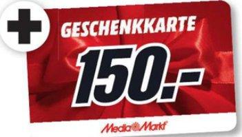 [Lokal] Mediamarkt Berlin/Brandenburg Telekom Internet Flat 1000, D1 Netz, rechnerisch nur 2,99 €/Monat durch 150 € Mediamarktgutschein