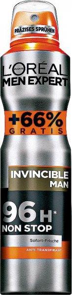Rossmann - L'Oréal Paris Men Expert Deodorant mit 66% mehr Inhalt (250 ml)