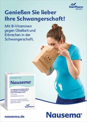 1 Probe Nausema Gegen Schwangerschafts Kotzen
