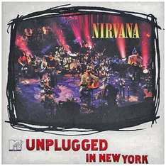Amazon Prime : CD Nirvana - MTV Unplugged in New York    -  Inklusive kostenloser MP3-Version dieses Albums  Nur 3,99 €
