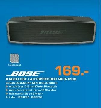 Erlangen - Bose Soundlink Mini 2