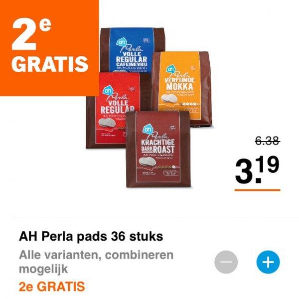 [Grenzgänger NL] 2 x 36 Albert Heijn Kaffeepads