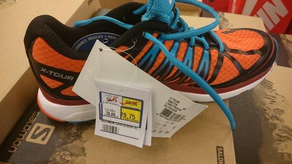 Crosslauf Schuh Salomon X-Tour für 29,75 € bei Metro in Buch (lokal?)