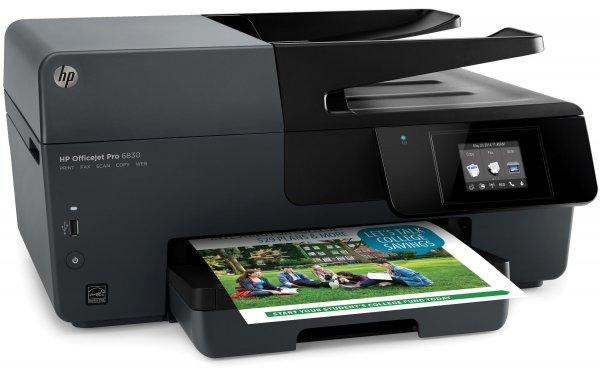 HP Officejet Pro 6830 4-in-1 Tintenstrahldrucker - Drucker Woche bei viking.de