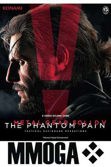[STEAM] Metal Gear Solid 5: The Phantom Pain PC Game Key