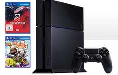 [Medion] Sony Playstation 4 500 GB inkl. Driveclub und Little Big Planet 3