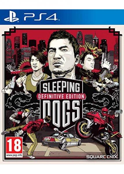 Sleeping Dogs Definitive Edition: Limited Edition (PS4) inkl.Vsk für ~ 18,22 € > [base.com]