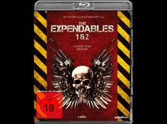 "[Saturn] ""The Expendables 1+2"" (Bluray, FSK 18) für 10,99€ & ""The Expendables 3""(Bluray, FSK 18, Extended Director's Cut) für 9,99€ + 3 für 2-Aktion"