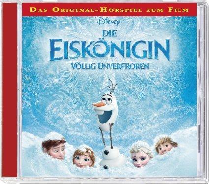 [Amazon Prime] Die Eiskönigin / CD / Original-Hörspiel zum Kinofilm inklusive kostenloser MP3-Version dieses Albums für 2,99€