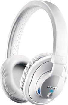 [Pixmania] Philips SHB7150 Bluetooth-Kopfhörer (Over Ear, NFC) in weiß für 43,98€