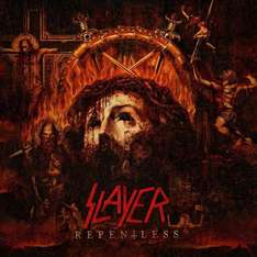 Free Download SLAYER - Cast The First Stone