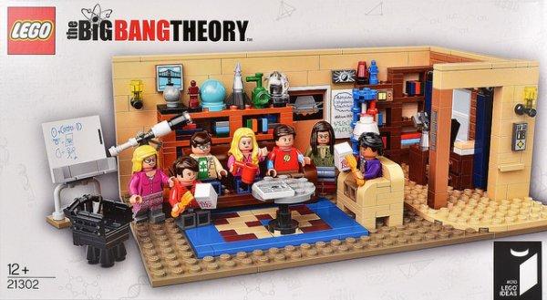 Lego - The Big Bang Theory