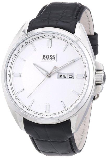 [Amazon] Hugo Boss Herren-Armbanduhr Analog Quarz Leder   -28%   128,99€