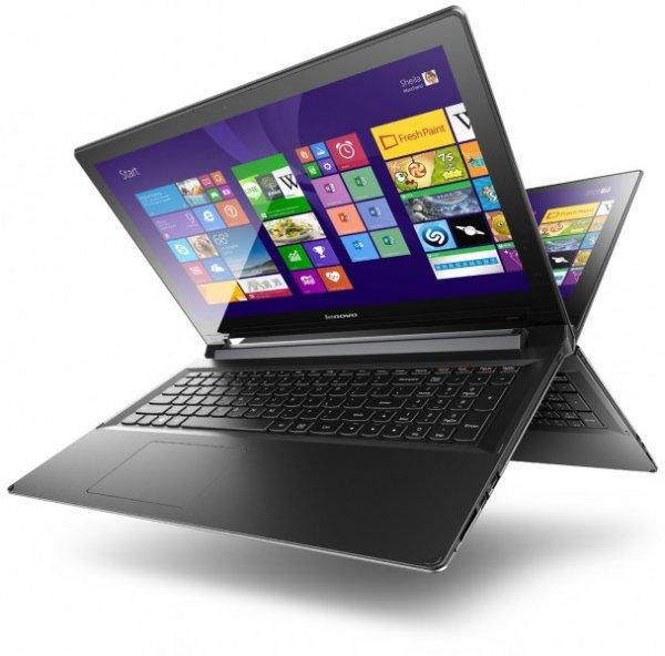 """Lenovo IdeaPad Flex 2-15 (15.6"""" FHD Touchscreen, Core i5-4210U, 8GB Ram, 500GB HDD, Intel® HD 4400, HDMI, USB 3.0, WLAN ac, Win 10 für 599€ @Comtech"""