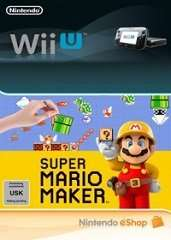 Super Mario Maker (WiiU/Download) für 29,96€ bei Gamesrocket
