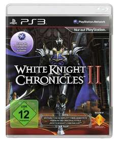 White Knight Chronicles 2 inkl. Überarbeitetem Teil 1 - und Start the Party PS3 bei Boomstore