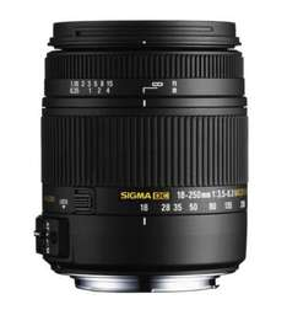 [eBay/Saturn] SIGMA 883955 18-250 mm F3.5-6.3 DC MACRO OS NIKON Objektiv