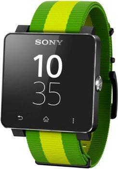 [Ebay] Sony Smartwatch 2 (Bluetooth, NFC, wechselbares Armband, spritzwasser- und staubgeschützt nach IP57) für 79,90€