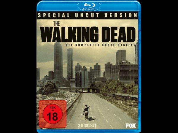 SATURN The Walking Dead - Staffel 1 + Staffel 2 Blu Ray je 12,99 bei lieferung in Filiale 3 für 2 Aktion nicht vergessen macht 8,66 (online & Offline)
