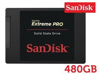 ibood - SanDisk Extreme Pro SSD 480GB