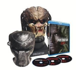 Predator Bluray Sammler Edition fr.  Version mit Büste inkl. Versand 71,70€