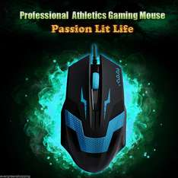 [Ebay) Wieder da! USB Gaming Maus / Computer Maus 1600DPI Optische Notebook Laptop Maus / 1€ inkl. Versand