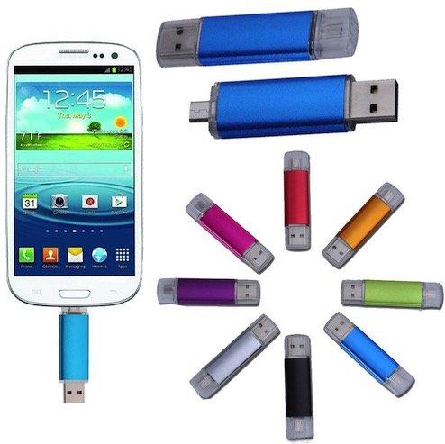 OTG USB Stick mit 8GB für 3,33€ ink Versand( Für Geräte bsp. handys ohne Speicherkarten funktion)