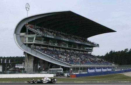 [Eventim] Mercedes Tribüne Formel 1 2016  Hockenheim Wochenende 2x Oberrang für 548,90€ Vergleichspreis: 683,64€