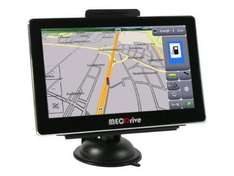 "SOL4TEL MECDrive® 7"" Navi, Amazon Prime"