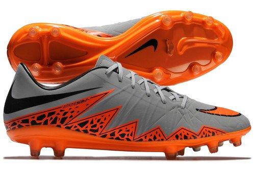 Nike Hypervenom Phatal II FG wolf grey/black/total orange low, @Hitmeister