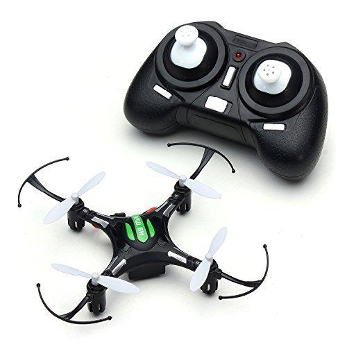Banggood: Mini Quadcopter Eachine H8 in schwarz oder weiß für 10,87€ (4% Qipu möglich)