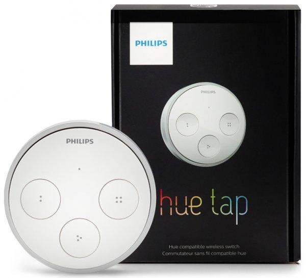 Philips hue Tap für 45€ @ Gravis durch 10€GS - Steuerung für Philips hue Lampen
