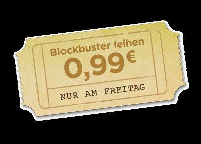 [Amazon Instant Video] Blockbuster für 0,99€ leihen