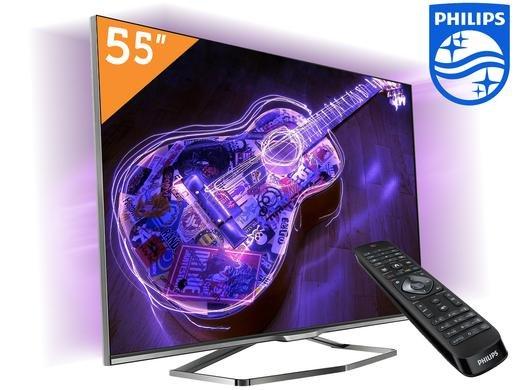 "[Ibood] Philips 55PFK7509 - 140 cm ( 55"" ) - 7000 Series 3D LED-TV - Smart TV - 1080p (FullHD) für 908,90€ inc.Versand"