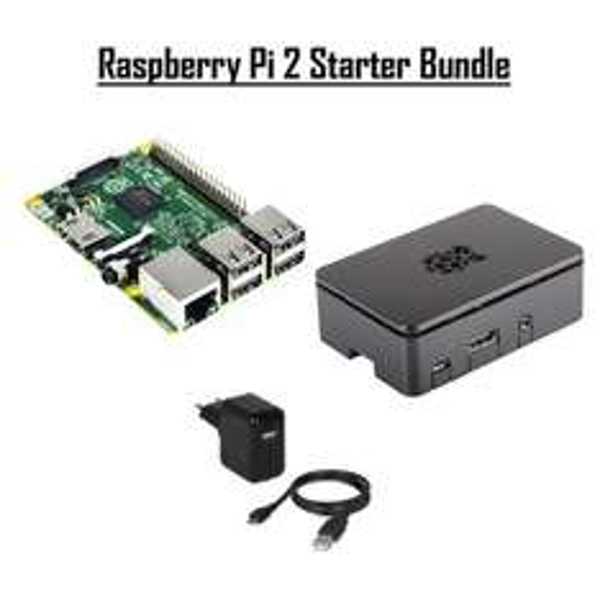 (nbb) Bundle: Raspberry Pi 2 Model B inkl. Gehäuse + Netzteil für 49.90€ (versandkostenfrei!)
